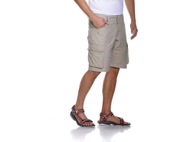 Tatonka Luverne Spodnie krótkie Mężczyźni, macciato